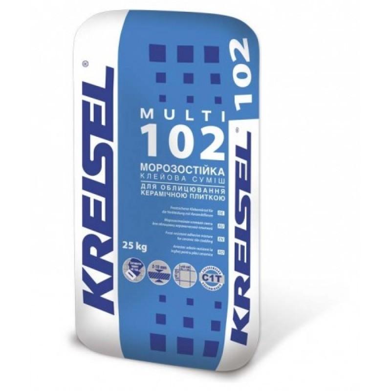 Клей для плитки Крайзель 102 (Kreisel 102) 25 кг