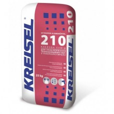 Клей для приклеивания ППС плит Крайзель (Kreisel) 210, 25 кг