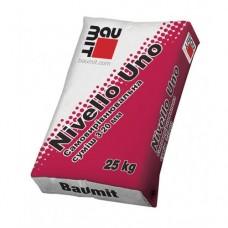 Наливной пол Баумит (Baumit) Nivello Uno 3-20 мм 25кг