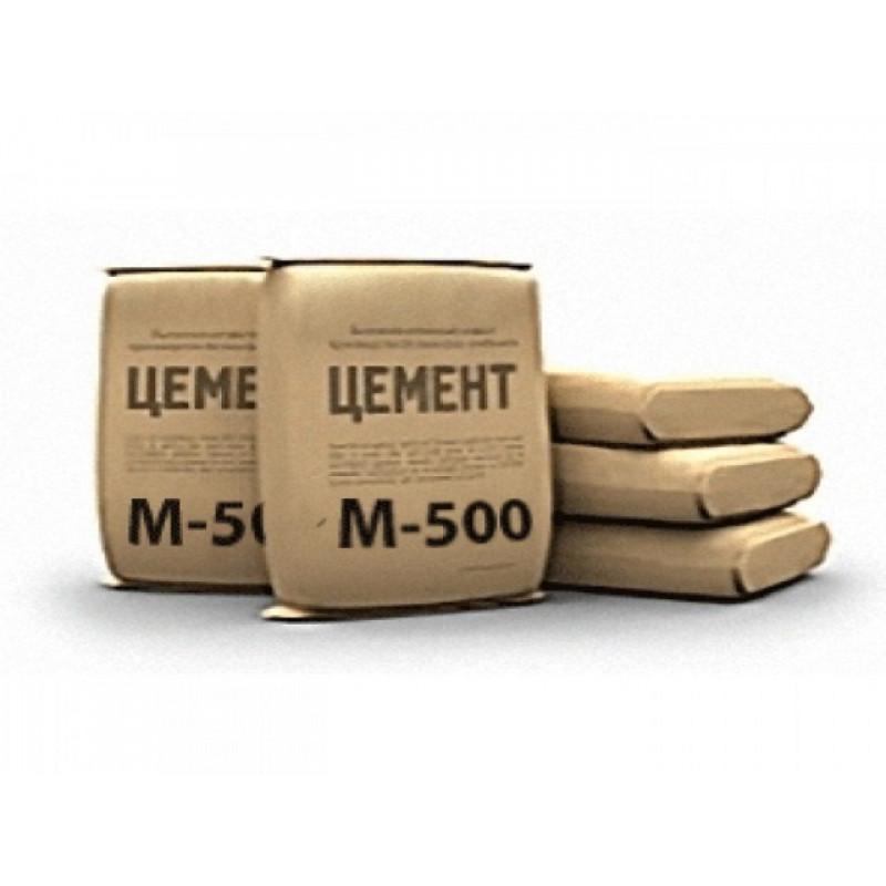 Цемент Портланд ПЦII/А-В-500 Р-Н Ивано-Франковск (25кг)