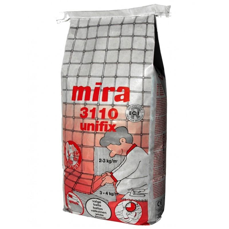 Клей для плитки Мира 3110 (mira 3110) unifix эластичный высокоадгезионный (25кг)