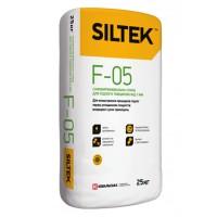 SILTEK F-05/25кг Самовирівнювальна суміш для підлоги товщиною від 3 мм