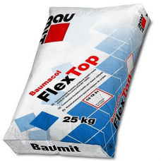Клей для плитки, керамогранита, камня (БАУМИТ ФЛЕКС ТОП) Baumit FlexTop, 25 кг