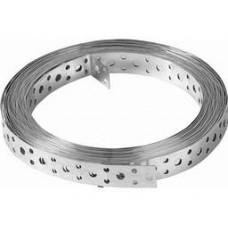 Лента монтажная стальная оцинкованная 12*0,55 (30м/рул.)