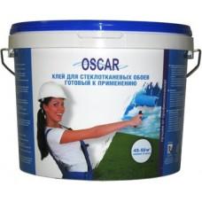 Oskar  Клей для стеклохолста 10 кг Белый