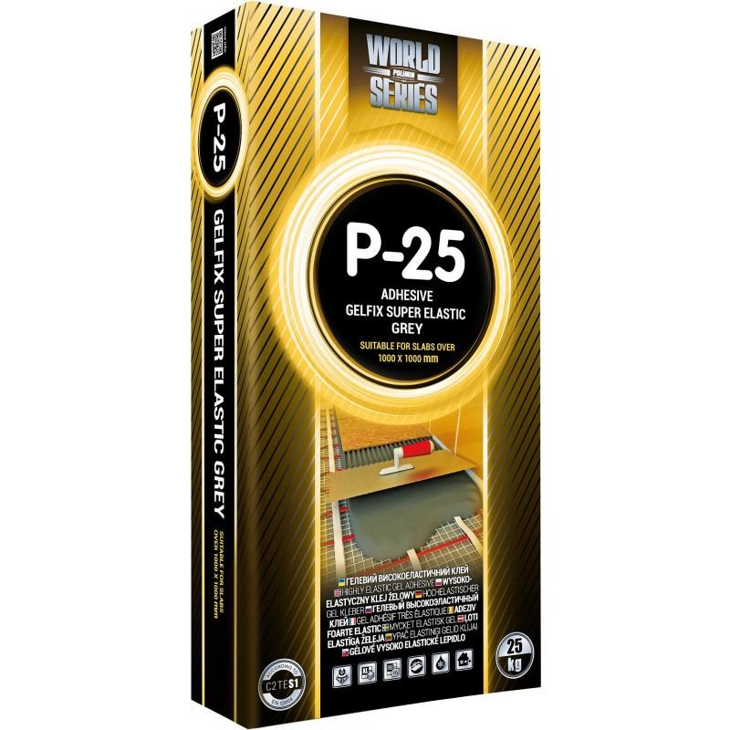 Клей для теплого пола электрического, бассейнов Полимин П-25 (Polimin P-25)