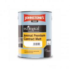Высококачественная виниловая краска Johnstones Jonmat Premium Contract Matt (10л)