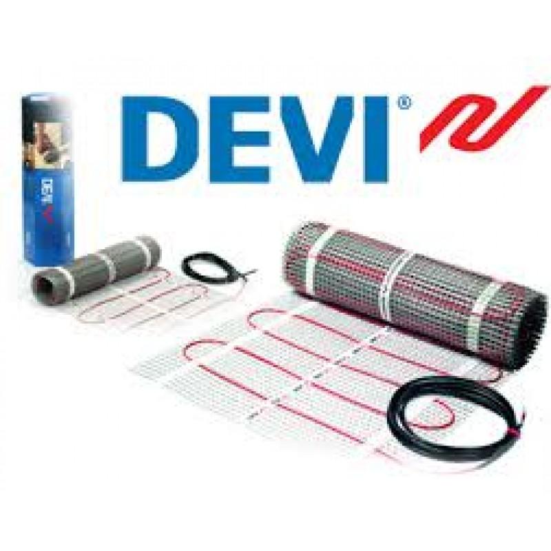 Двужильный нагревательный мат DEVI DTIR-150(8м2)(Польша)