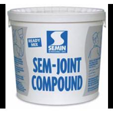 Шпаклевка финишная Семин (SEMIN) SEM-JOINT COMPOUND (25 кг)