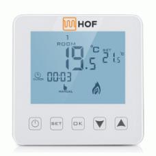 Программируемый терморегулятор для теплого пола HOF sen