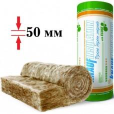 KNAUF ТЕПЛО-рулон 041 минеральный утеплитель, 50мм (18 м.кв/рул)