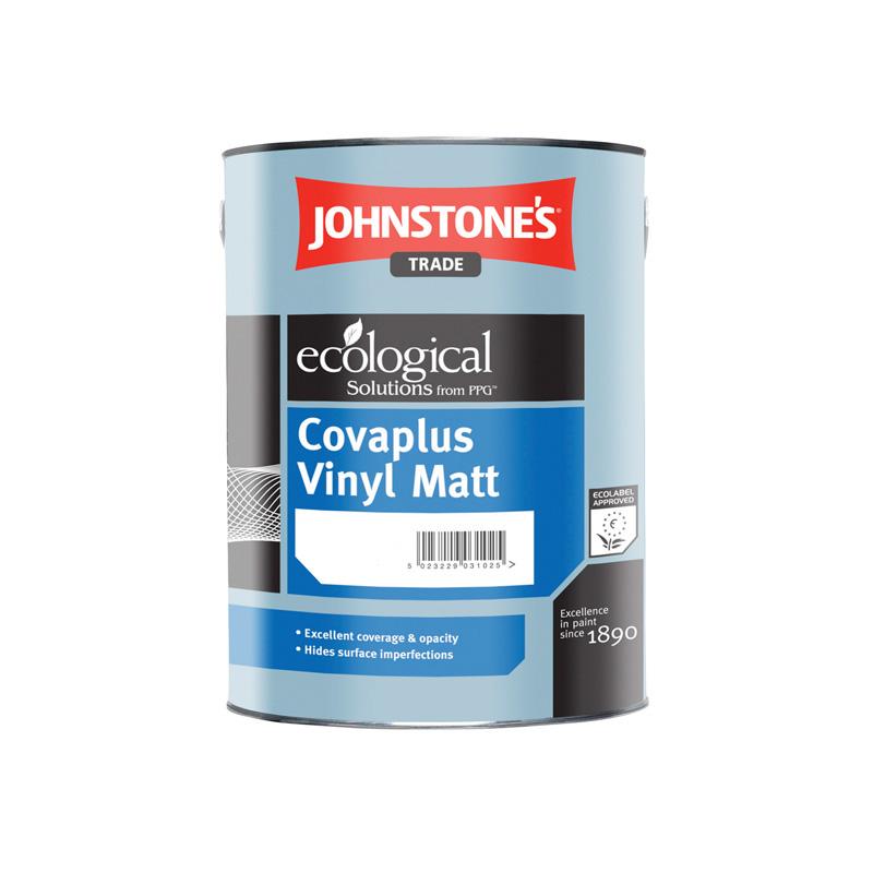 "Краска виниловая матовая Covaplus Vinyl Matt ""JOHNSTONE'S"" (5л)"