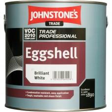 Полуматовая краска для внутренних работ Johnstone's Eggshell (5л)