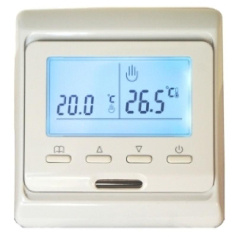 Программируемый терморегулятор для теплого пола IN-Term E-51