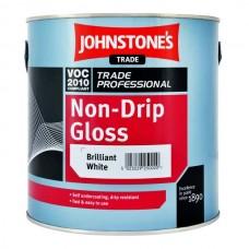 Высококачественная эмаль JOHNSTONES Non-Drip Gloss (2.5л)
