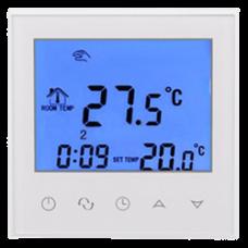 Программируемый терморегулятор для теплого пола Profi Therm WiFi Pearl White
