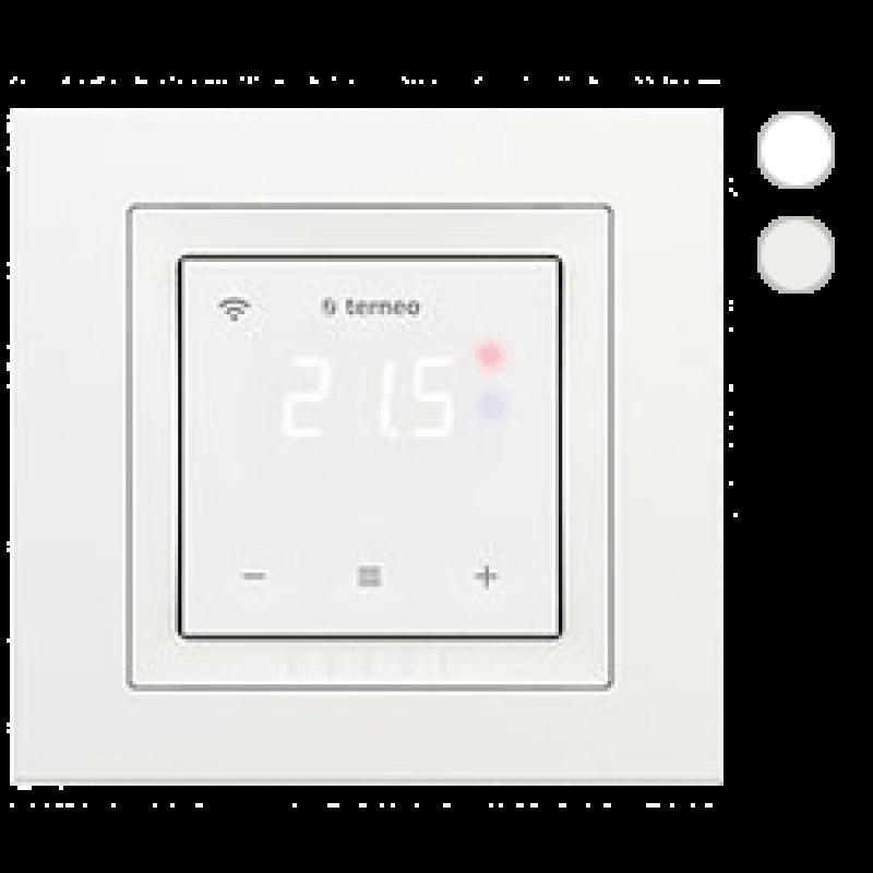 Программируемый терморегулятор для теплого пола Terneo sx unic