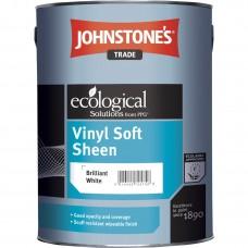 Виниловая водоэмульсионная краска Johnstone's Vinil Soft Sheen (5л)