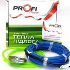 Двужильный нагревательный кабель в стяжкуProfiTherm-725(4,8-3,8м2)(Польша).