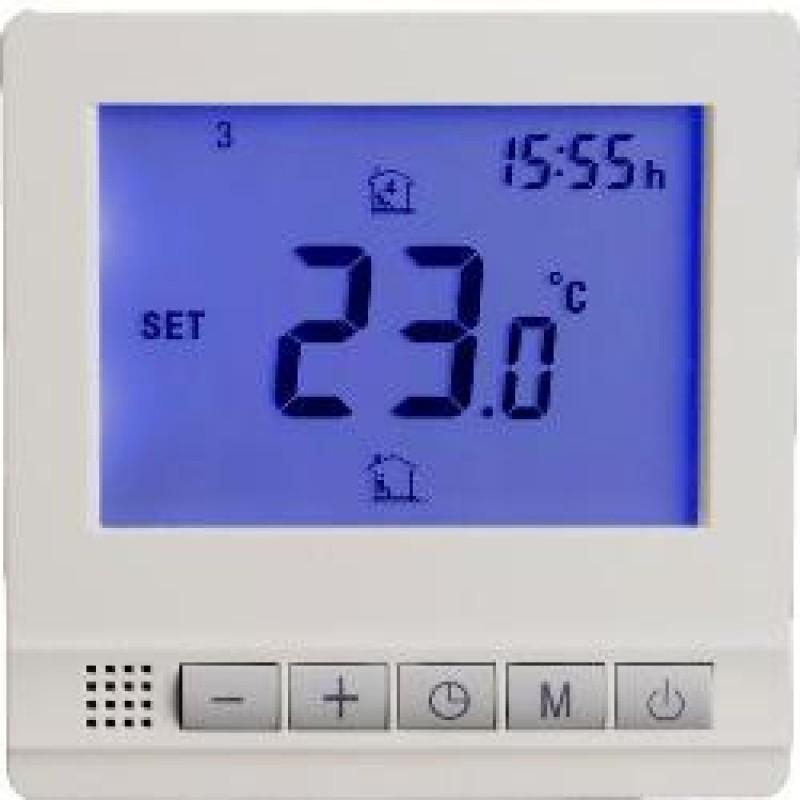 Программируемый терморегулятор для теплого пола I-Reg S5