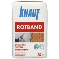 Штукатурка гипсовая Ротбанд Кнауф KNAUF (ROTBAND) 30 кг