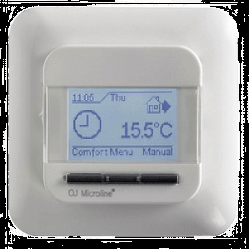 Программируемый терморегулятор для теплого пола OCD4-1999