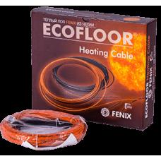 Тонкий нагревательный кабель под плитку FENIX ADSV-10(10,5-7,9м2)(Чехия)