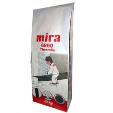 Клей для изоляционных материалов фасада и армировочной сетки Mira 6860 thermfix  (25кг)