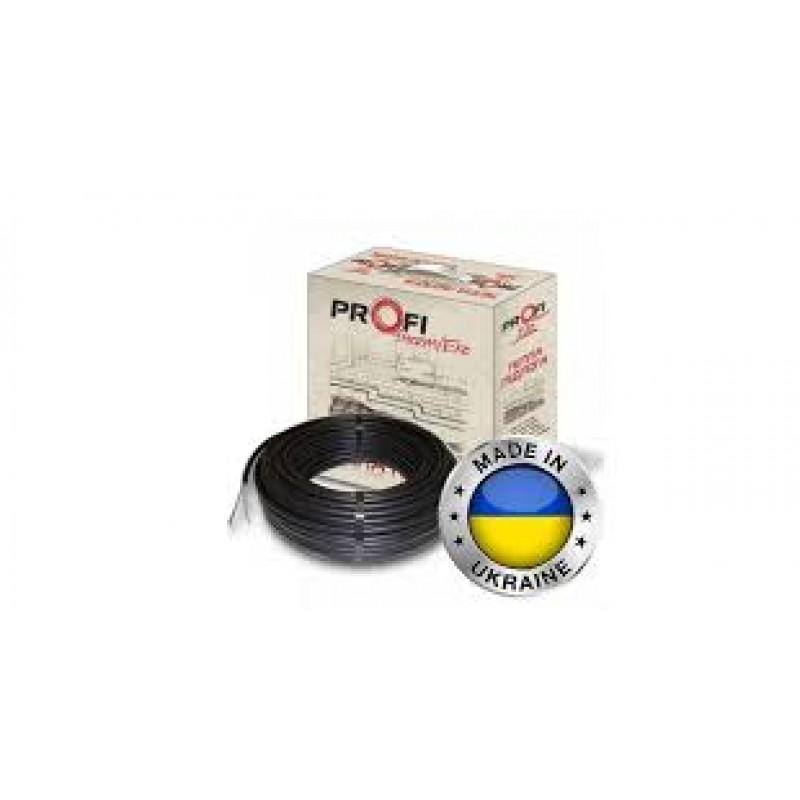 Двужильный нагревательный кабель в стяжку ProfiTherm EKO(0,7-0,6м2)(Украина).