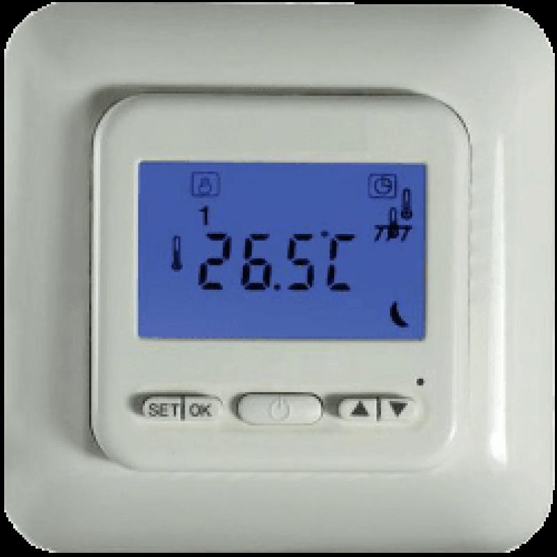 Программируемый терморегулятор для теплого пола I-Reg T4