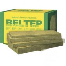 BELTEP ФАСАД 12 базальтовый утеплитель толщина 100мм (100х600х1000мм) (1,8 м2/уп.)(плотность 135кг/м3)