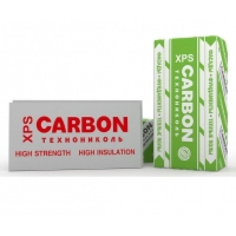 Пенополистирол экструдированный CARBON ECO 1180х580х50мм(8шт/уп)