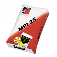 Штукатурка машинная цементно-известковая БАУМИТ (Baumit) MPI 25  (25кг)