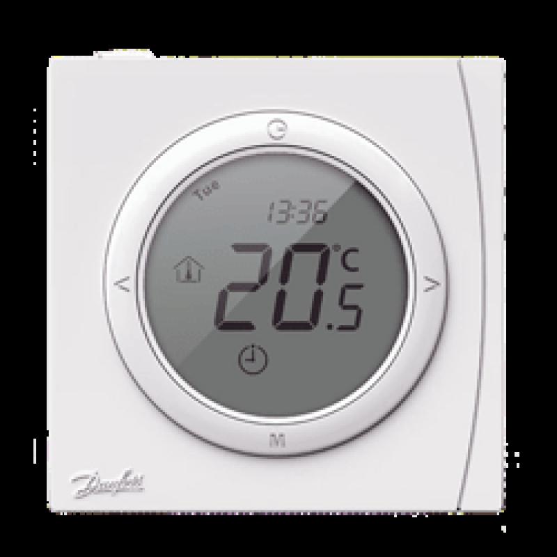Программируемый терморегулятор для теплого пола Danfoss ECtemp Next Plus