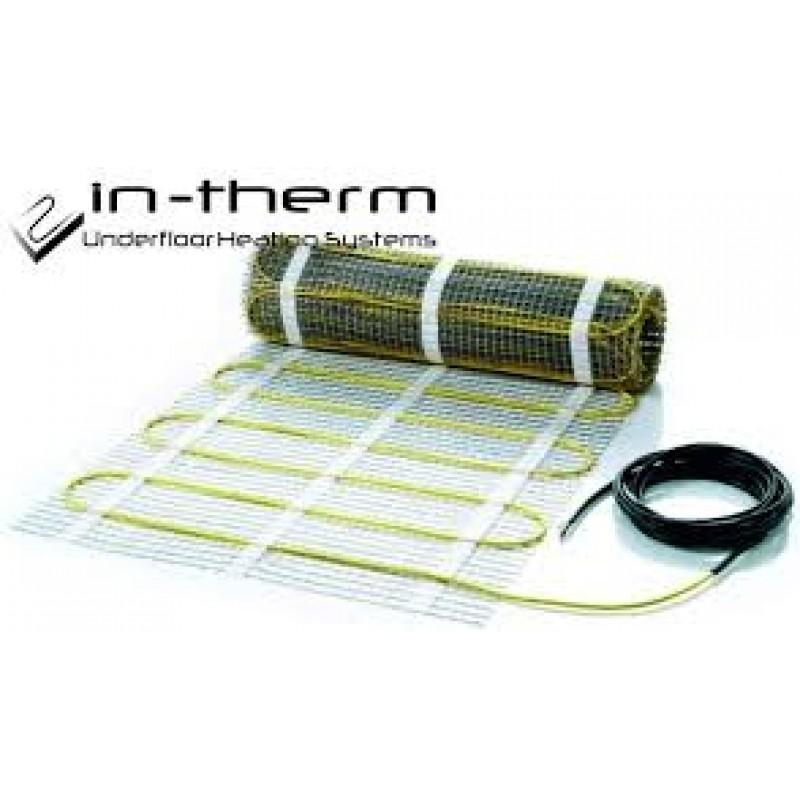 Двужильный нагревательный мат In-Therm(2,7м2)(Чехия)