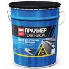 Праймер битумный ТехноНиколь готовый № 01 (20л)