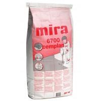 Наливной пол Мира (Mira) 6700 cemplan, 25 кг
