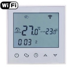 Программируемый терморегулятор для теплого пола Klimteh BHT-321 WiFi