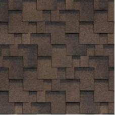 Shinglas Финская Черепица Аккорд коричневый
