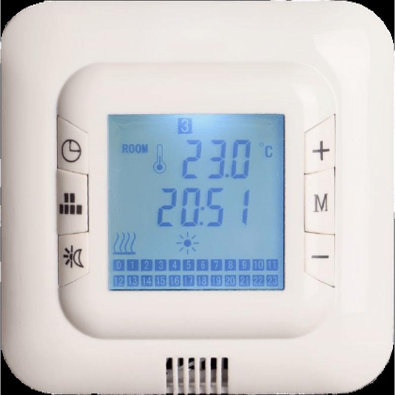 Программируемый терморегулятор для теплого пола I Reg S3