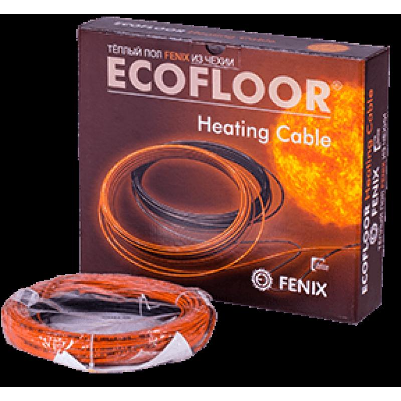 Тонкий нагревательный кабель под плитку FENIX ADSV-10(3,7-2,8м2)(Чехия)