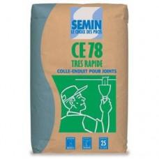 SEMIN СЕ-78 Шпаклівка, Франція, мішок 25 кг
