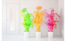Выбор краски для ремонта квартиры или дома