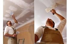 Подбор шпатлевки для стен и потолка